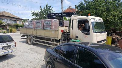 Камион с кран под наем - Изображение 2